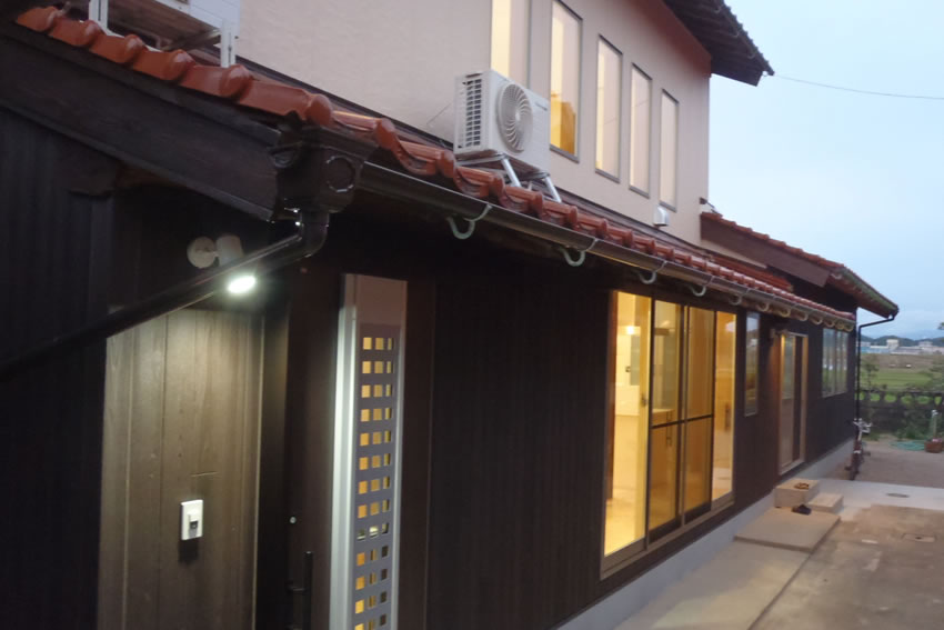 島根県安来市 S様邸
